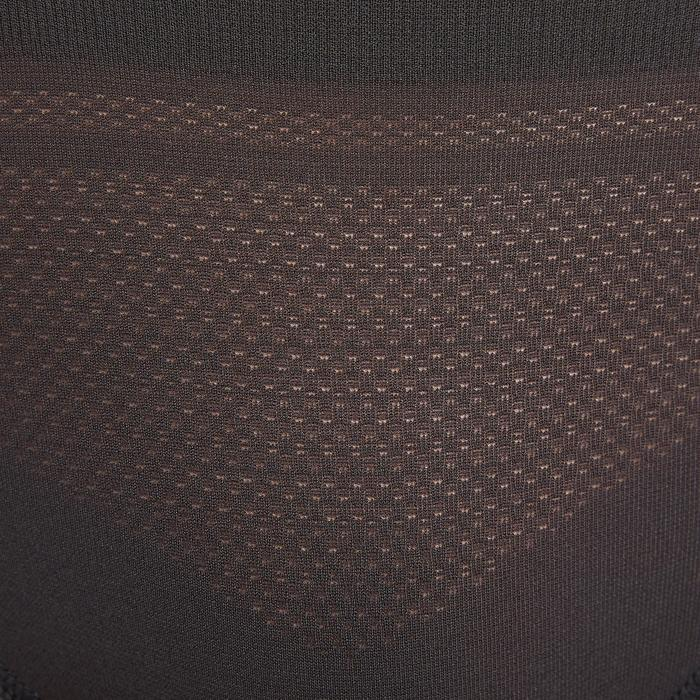Culotte de running respirante pour dames, noire