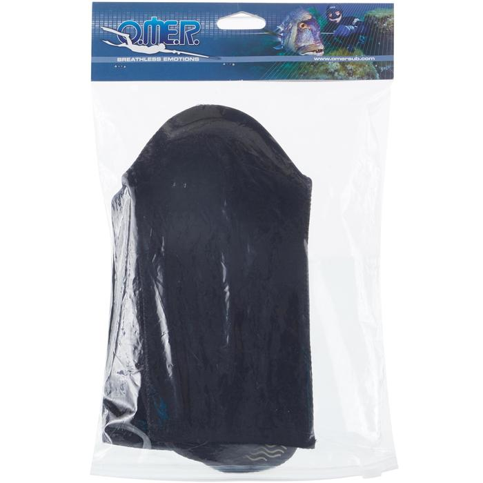 Escarpines Apnea Pesca Submarina OMER Neopreno 3mm Interior Liso Titanium Adulto
