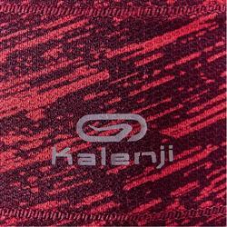 Hardloophoofdband rood Kalenji