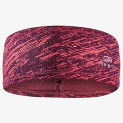 KALENJI RUNNING HEADBAND RED