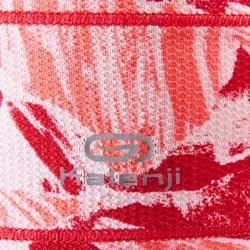 Lauf-Stirnband koralle/camouflage