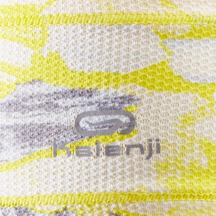 Laufstirnband gelb/tarnfarben