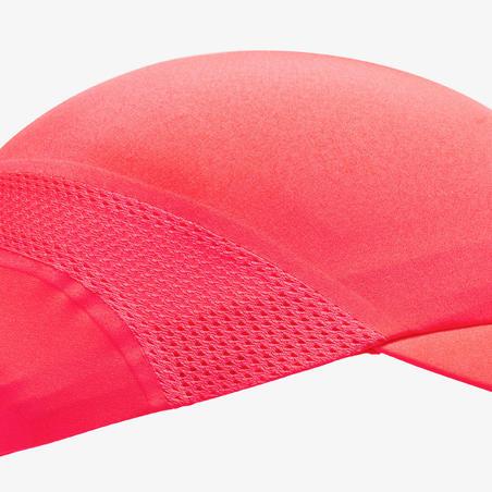 Unisekss regulējama cepure, koraļļu rozā