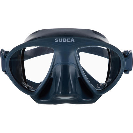 FRD 900 Freediving mask small volume storm grey
