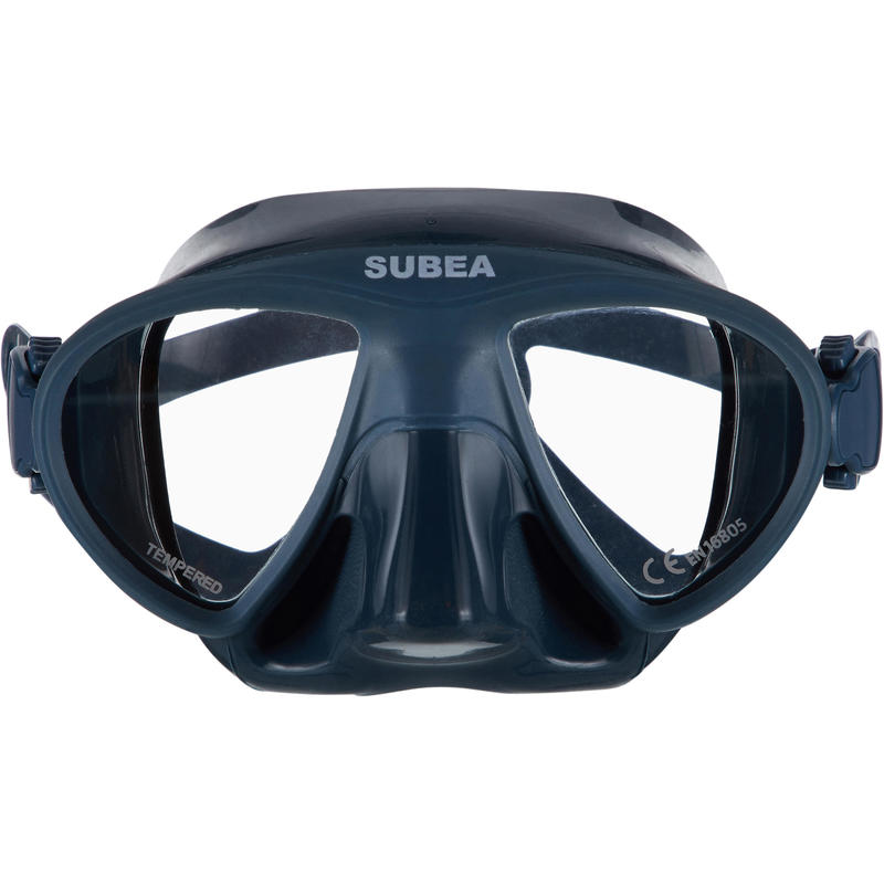 FRD 520 Freediving mask small volume storm grey