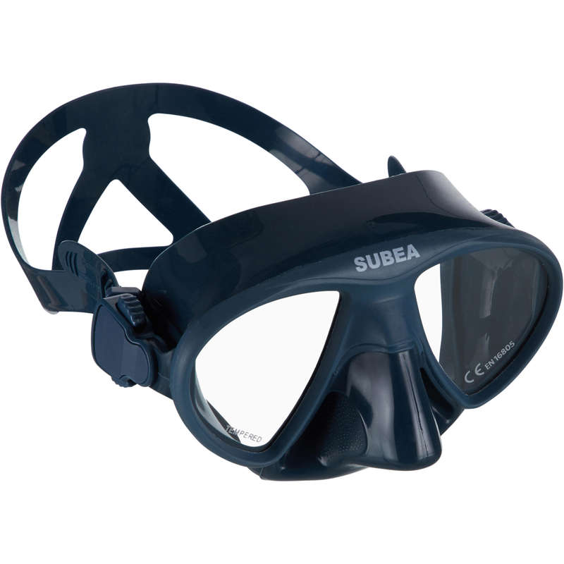 FREE DIVING FINS, MASKS, SNORKELS & ACC Łowiectwo podwodne - Maska FRD 900 SUBEA - Łowiectwo podwodne