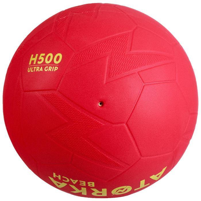 Beachhandball HB500B Größe 2 rot