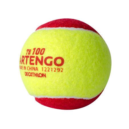TB100 TENNIS BALL - RED