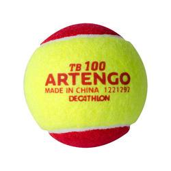 TB100 TENNIS BALL -...