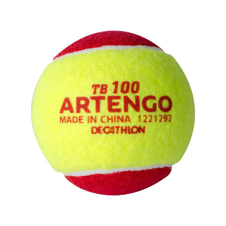 TB100 TENNIS BALL - RED