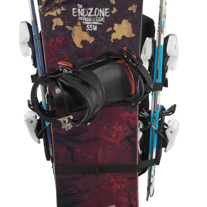 Mochila de esquí reverse FS500 GRIS