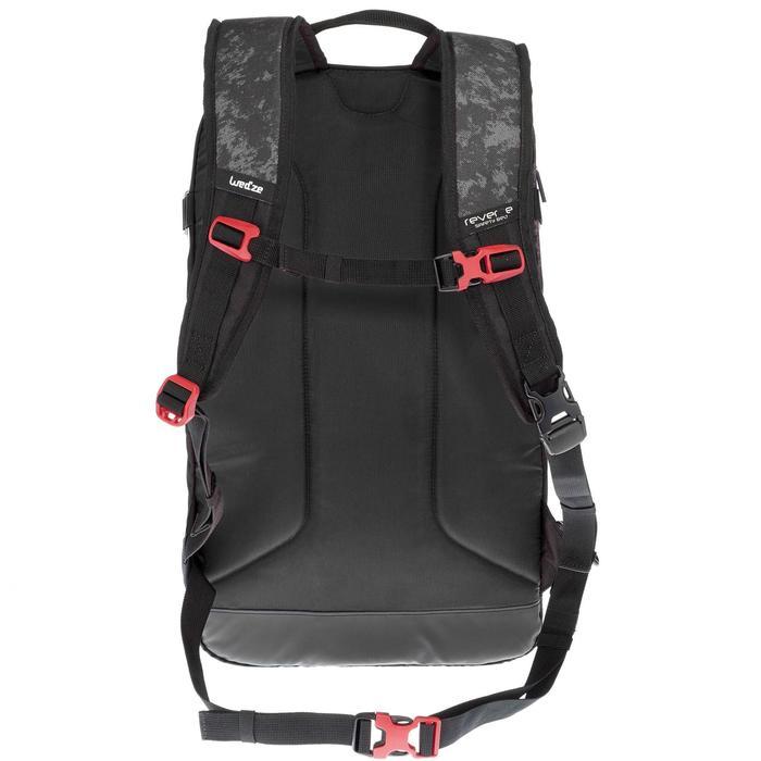 Mochila de esquí BP SKI FS500 A Gris