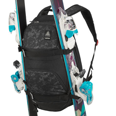 Sac à dos de ski BP SKI FS500 A Grey