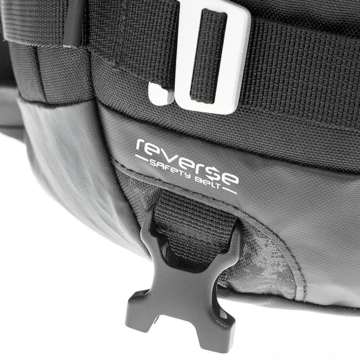 Skirugzak Reverse FS500 grijs