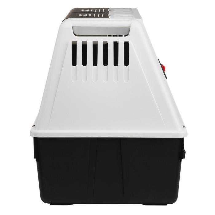 Hundetransportbox für zwei Hunde Größe XL 100×60×66cm