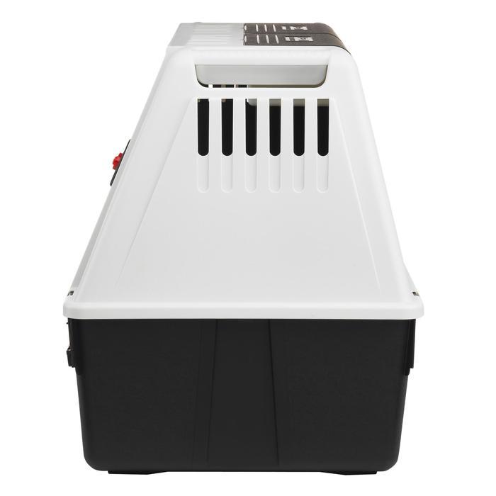 Hundetransportbox zwei Hunde Größe L 85×51×61cm