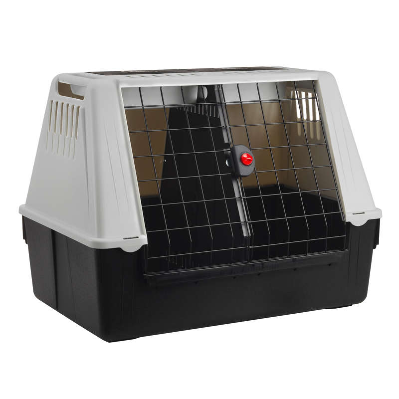 DOG TRANSPORT Shooting and Hunting - 2 DOGS TRANSPORT BOX SIZE XL SOLOGNAC - Working Dogs