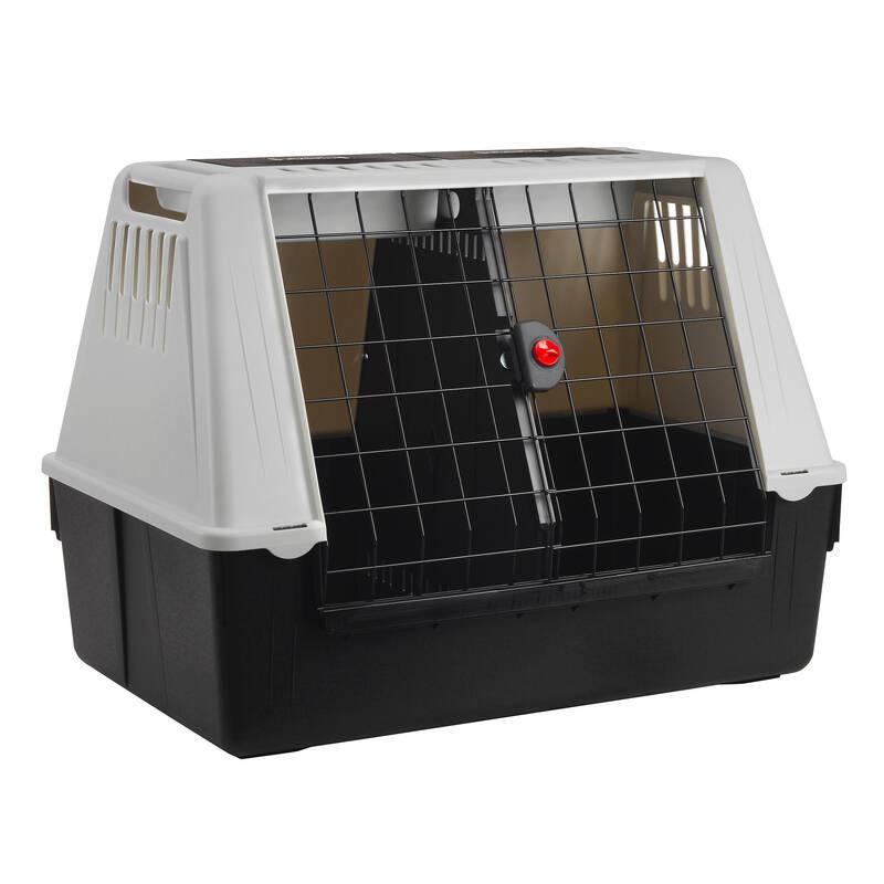 TRANSPORT LOVECKÝCH PSŮ Myslivost a lovectví - PŘEPRAVNÍ BOX NA 2 PSY XL  SOLOGNAC - Potřeby pro lovecké psy