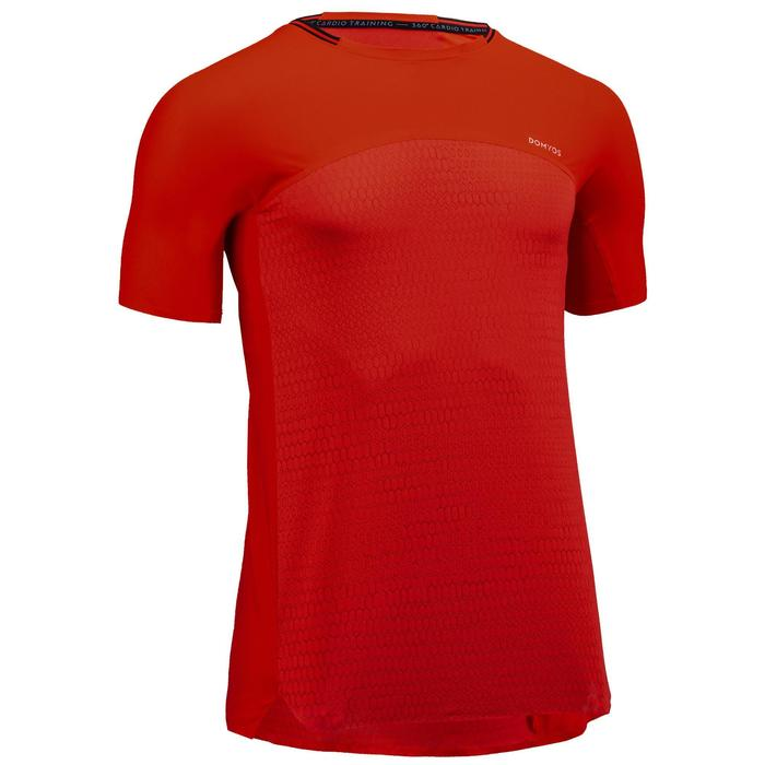 FTS 920 Cardio Fitness T-Shirt - Red