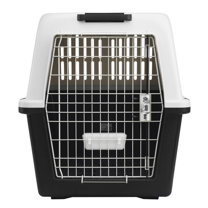 Caisse de transport pour 1 chien taille L 81x55,5x58cm - Norme IATA
