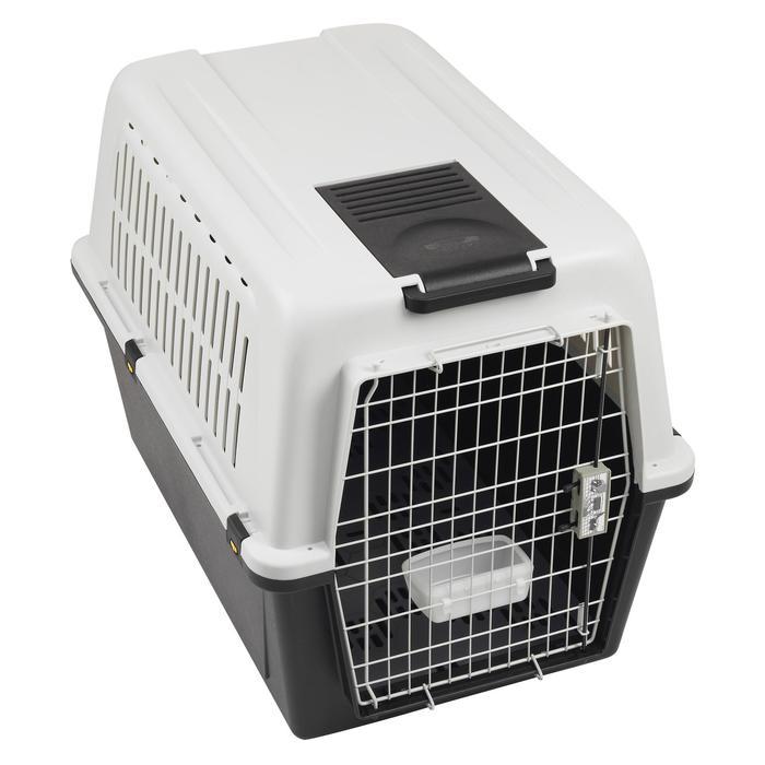 Caisse de transport pour chien taille L