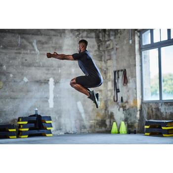 FST 900 Fitness Cardio Training Shorts - Navy