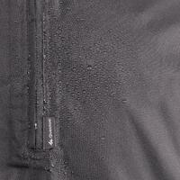 פונצ'ו חסין מים דגם Arpenaz - אפור מידות XS-L