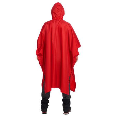 """Suaugusiųjų žygių apsiaustas nuo lietaus """"Arpenaz 25"""""""