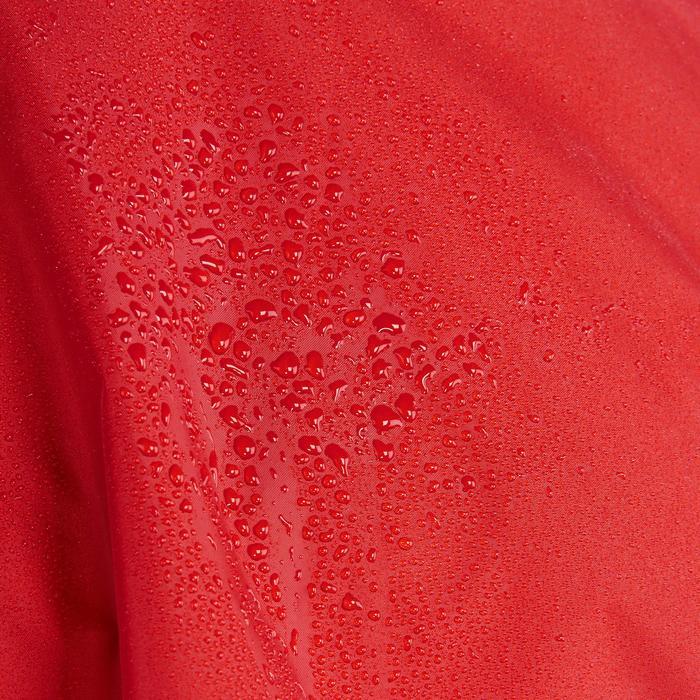 Poncho randonnée et trekking montagne ARPENAZ 25 litres adulte rouge