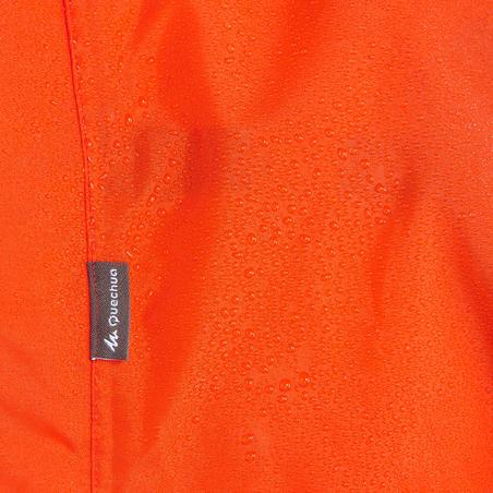 פונצ'ו לטיולים דגם FORCLAZ 75 מידות L - L/XL אדום