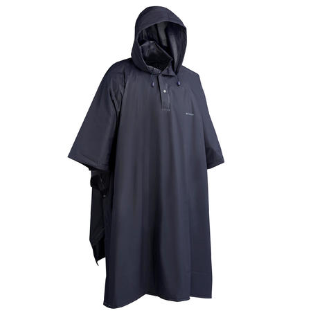 Arpenaz 10 L Hiking Rain Poncho - Adults