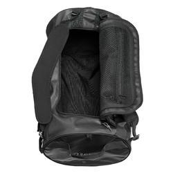 Reistas voor trekking 70 l zwart