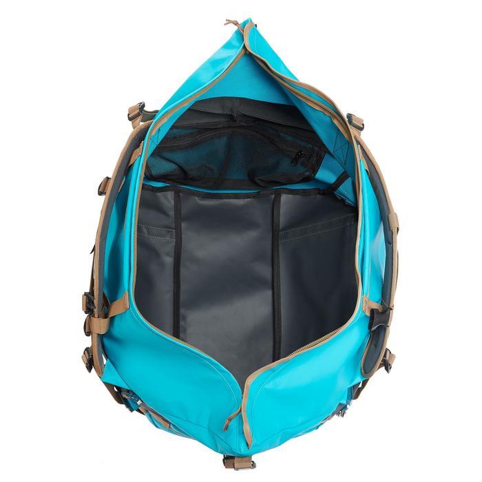 Reistas voor trekking Extend 40 tot 60 liter blauw