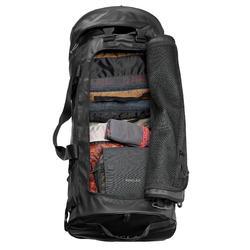 Sac de transport de trekking - 120L - noir