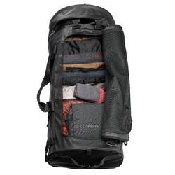 120 L Trekking Transport Bag - Black