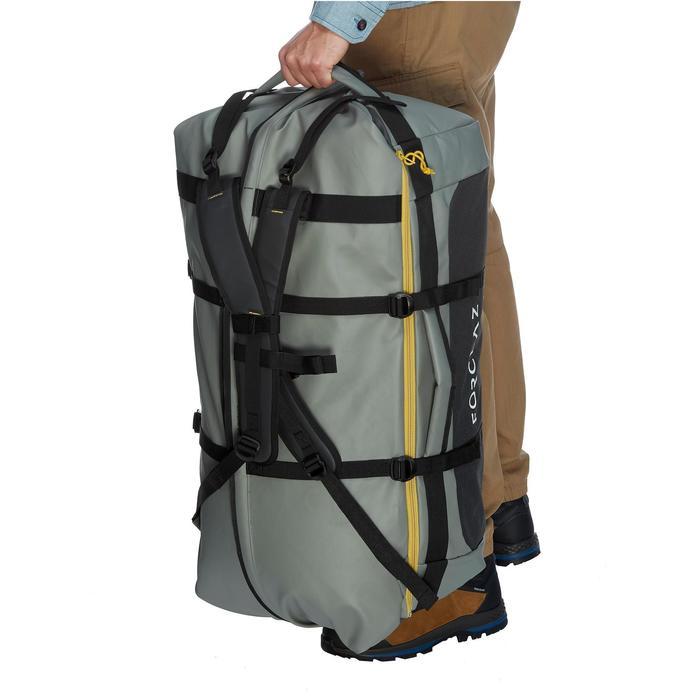 Transporttasche Trekking Extend 80/120 Liter grau