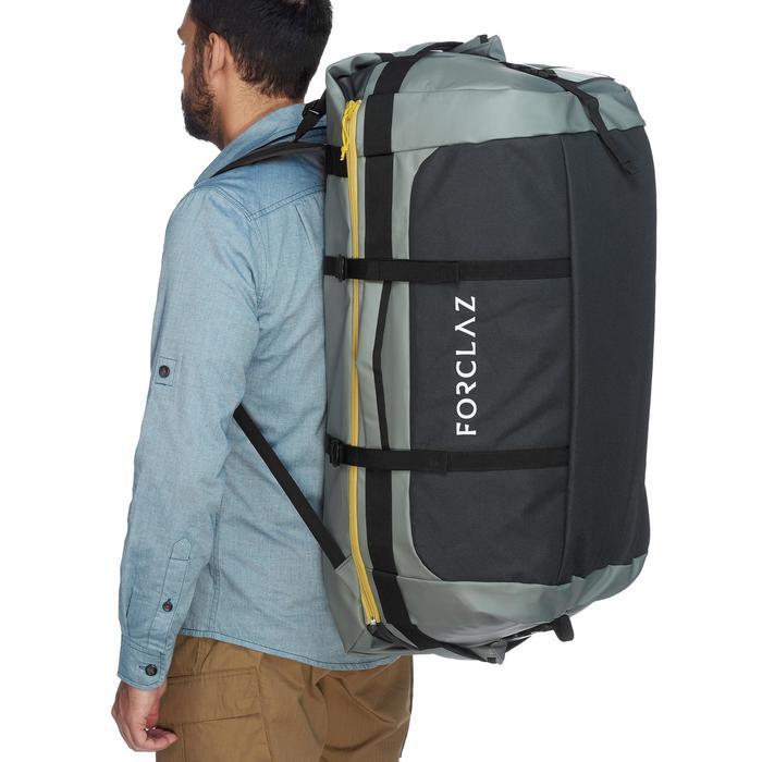 Trekking Transport Bag Extend 80 to 120 L - grey