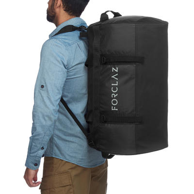 Trekking carry bag 70L - black