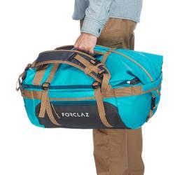 Sac de transport de trekking Extend 40 à 60 litres Bleu