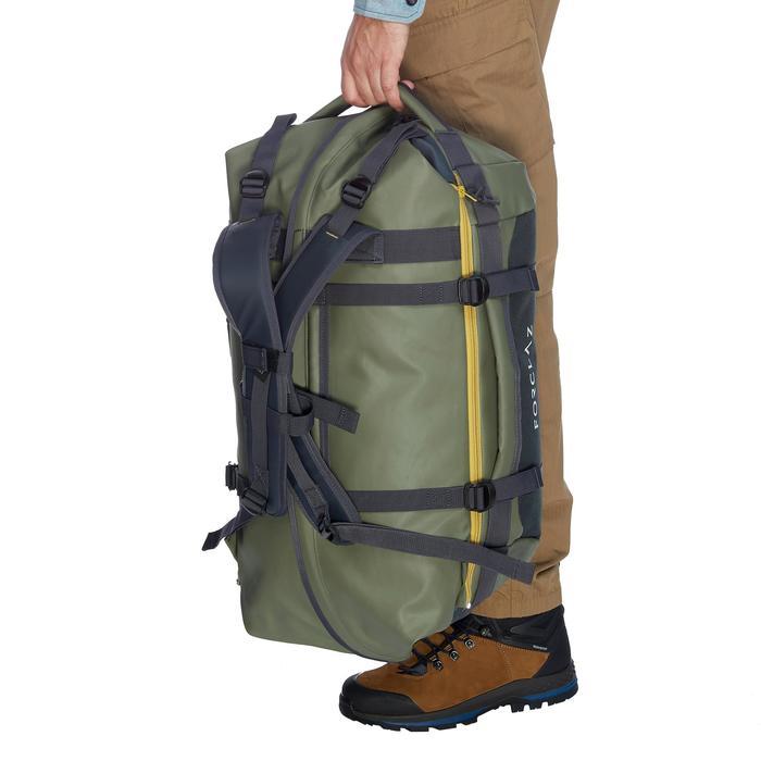 Sac de transport Mountain Trekking Voyage extend 40 à 60 litres Kaki