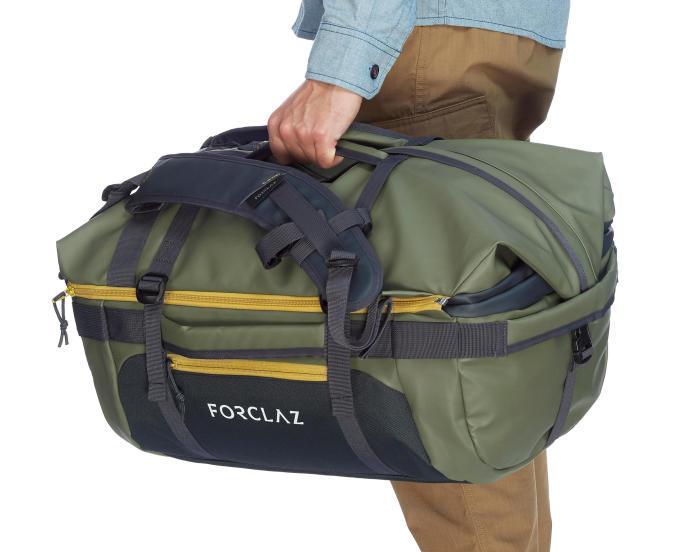 迪卡儂環保產品:登山健行包