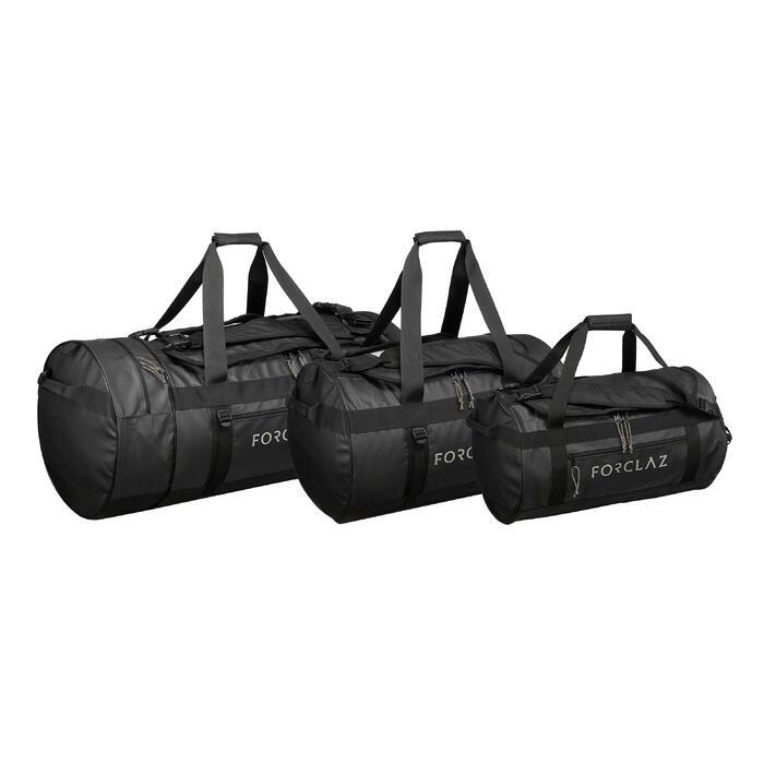 Transporttasche Trekking 120L Duffel Bag 120Liter schwarz
