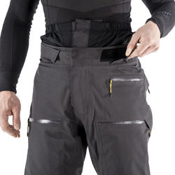 PA 900 Men's Freeride and free backcountry Ski Trousers - Black