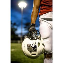 Pantalon de football américain AF550PA adulte blanc