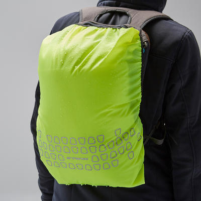 Backpack Cover 15 to 30 L - Neon Yellow