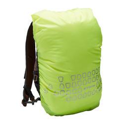 Rucksack-Schutzhülle 15 bis 30Liter neongelb