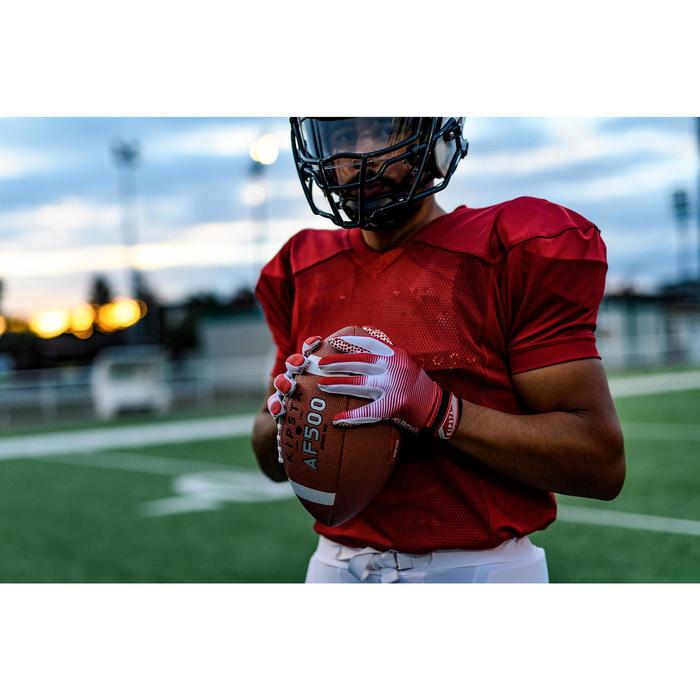Maillot de Football américain pour adulte AF 550 rouge
