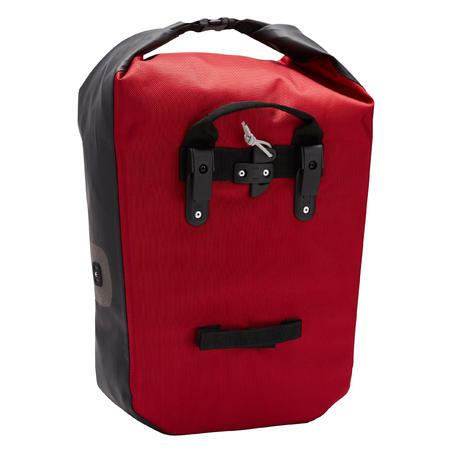 Sac de selle imperméable sur porte-bagages500 20l