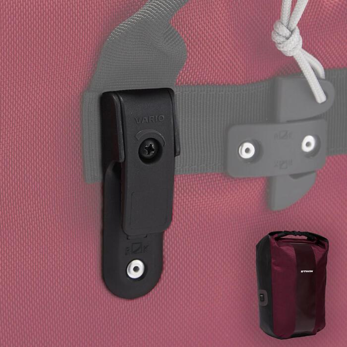 Reparatursatz Vario-Haken + Center Lock