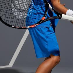 Shorts 900 Tennishose Jungen blau
